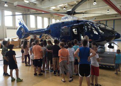 6helikopterska enota 2018