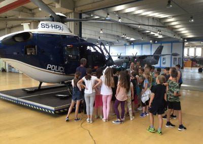 7helikopterska enota 2018