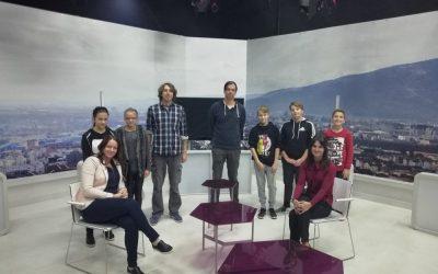 OBISK NA RTV MARIBOR IN RADIU SI