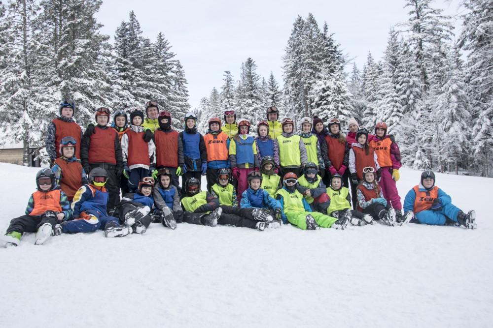 ZIMSKA ŠOLA V NARAVI 2019 – 6. razred