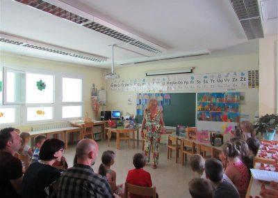 Sprejem bodočih prvošolcev (1)