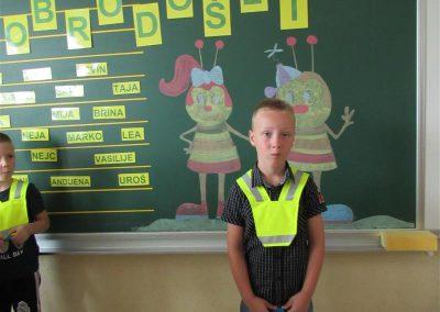 Prvi šolski dan POŠ (1)